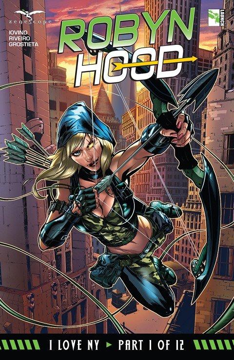 Robyn Hood I Love NY #1