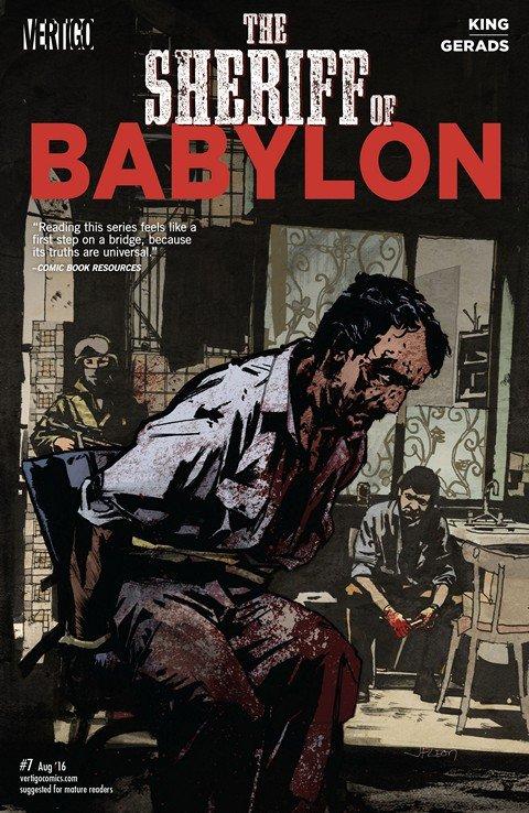 Sheriff of Babylon #7
