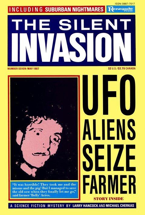 Silent Invasion #1 – 6 + 7 – 12 (1987-1996)