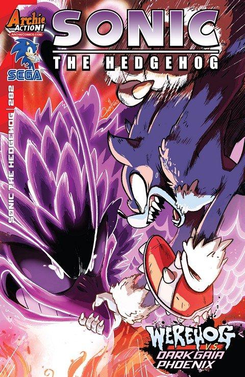 Sonic the Hedgehog #282