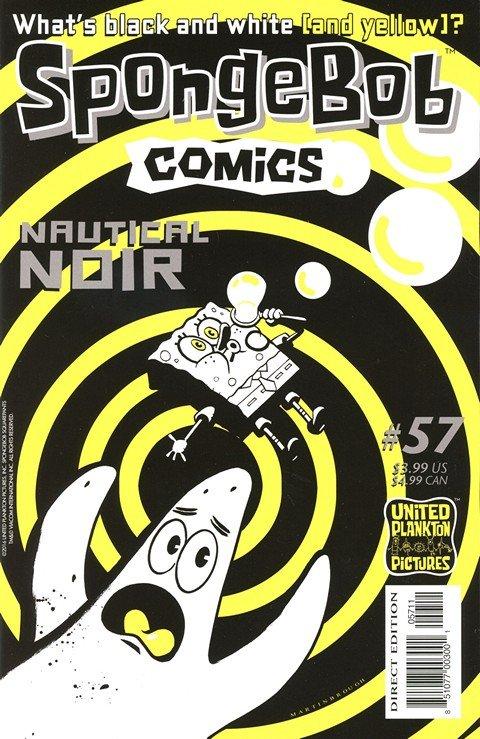SpongeBob Comics #57