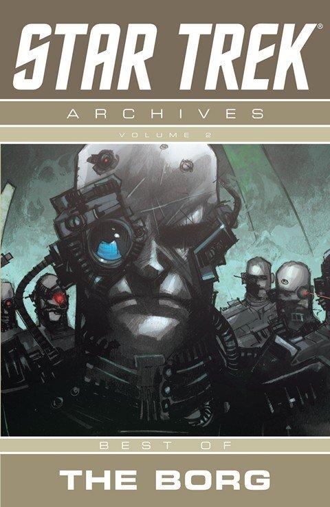 Star Trek Archives Vol. 2 – Best Of Borg