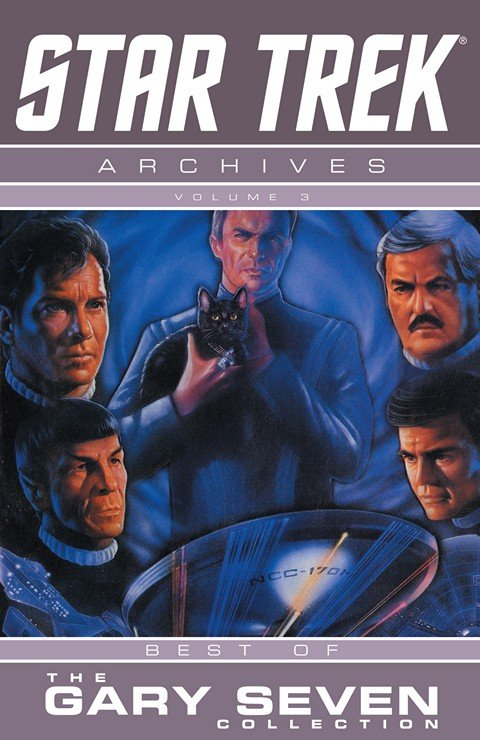 Star Trek Archives Vol. 3 – The Gary Seven Collection