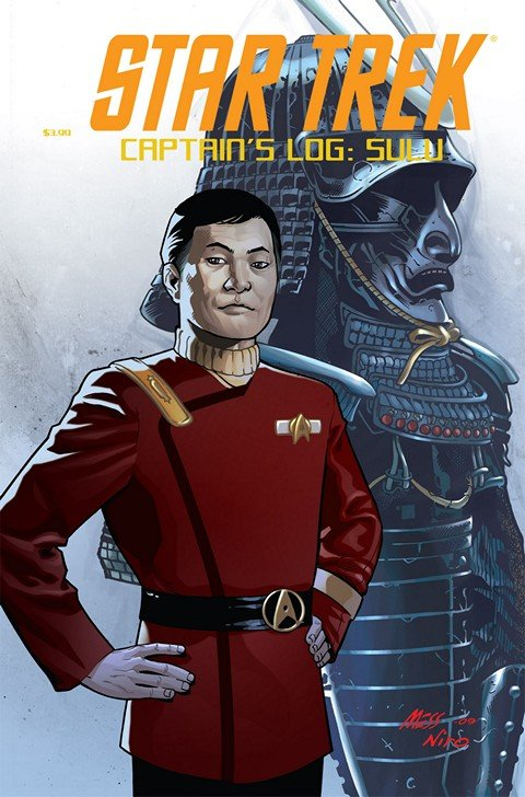 Star Trek – Captain's Log #1 – 4