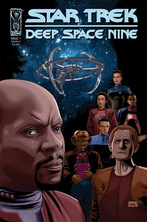 Star Trek – Deep Space Nine #1 – 4