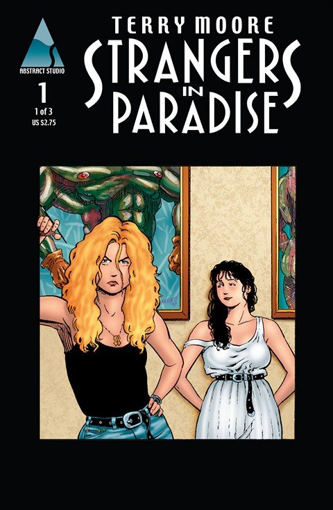 Strangers in Paradise (Collection)