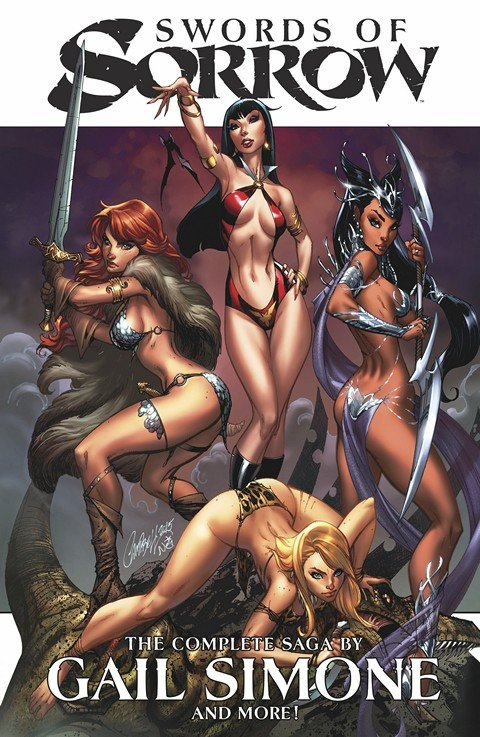Swords Of Sorrow The Complete Saga