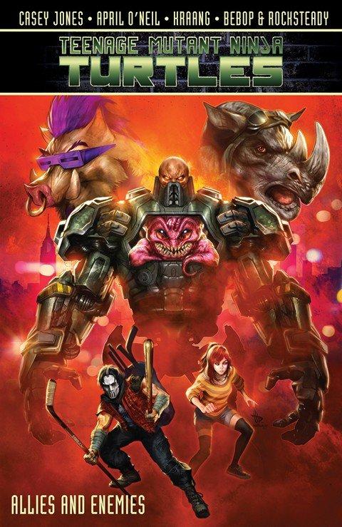 Teenage Mutant Ninja Turtles – Allies and Enemies