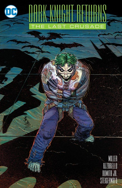 The Dark Knight Returns – The Last Crusade #1