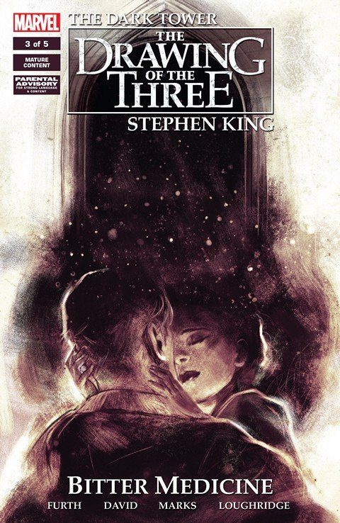 The Dark Tower – The Drawing of the Three – Bitter Medicine #3