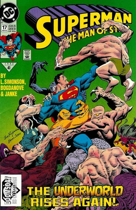 The Death and Return of Superman (Story Arc)