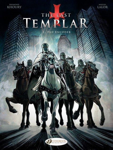 The Last Templar #1 – 6 (2016-2018)