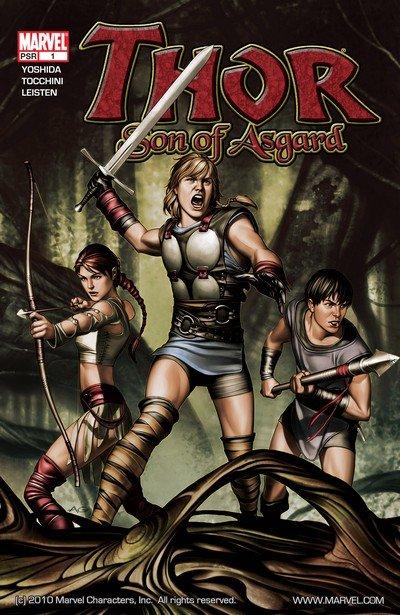 Thor – Son of Asgard #1 – 12 +TPB (2004-2010)