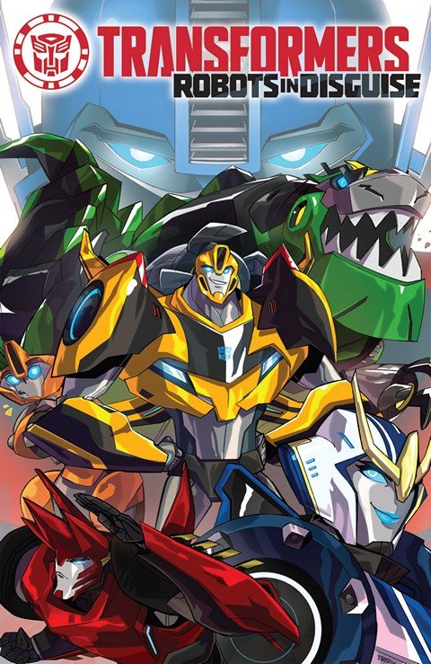 Transformers – Robots In Disguise Animated