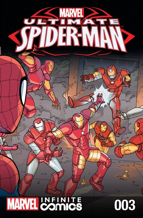 Ultimate Spider-Man Infinite Comic #3