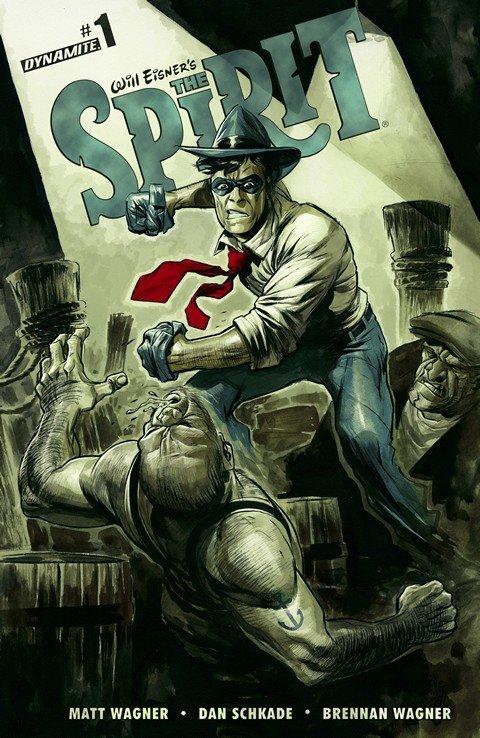 Will Eisner's The Spirit #1 – 12