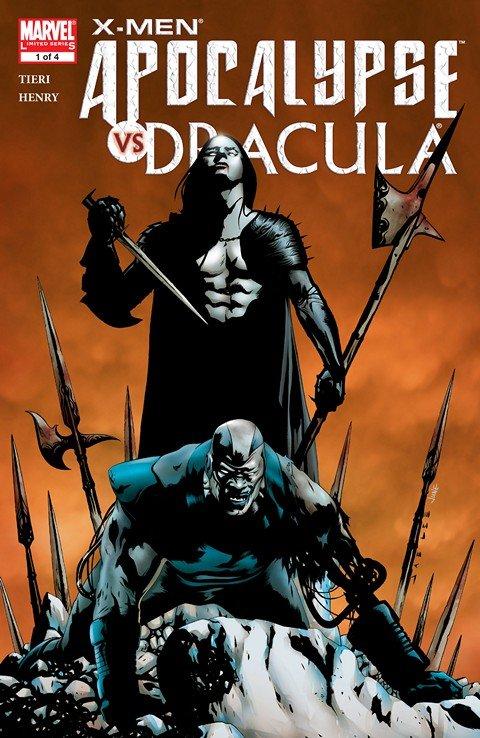 X-Men – Apocalypse-Dracula #1 – 4