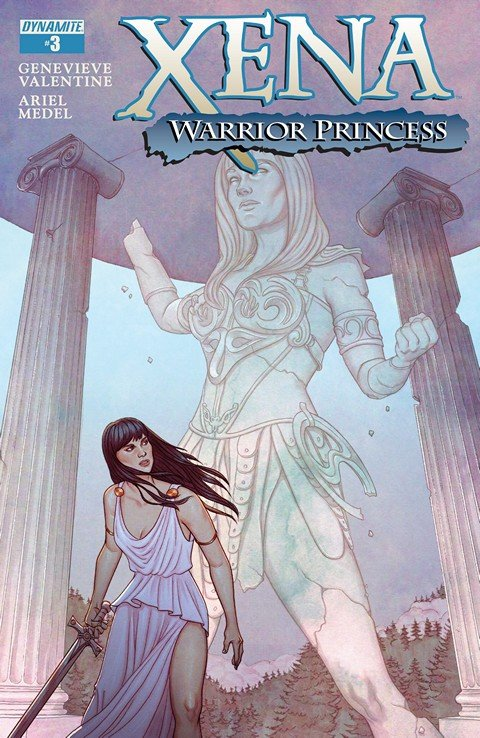 Xena Warrior Princess #3