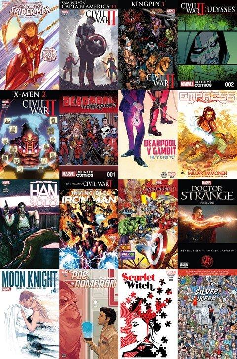 2016.07.06 Marvel Week+