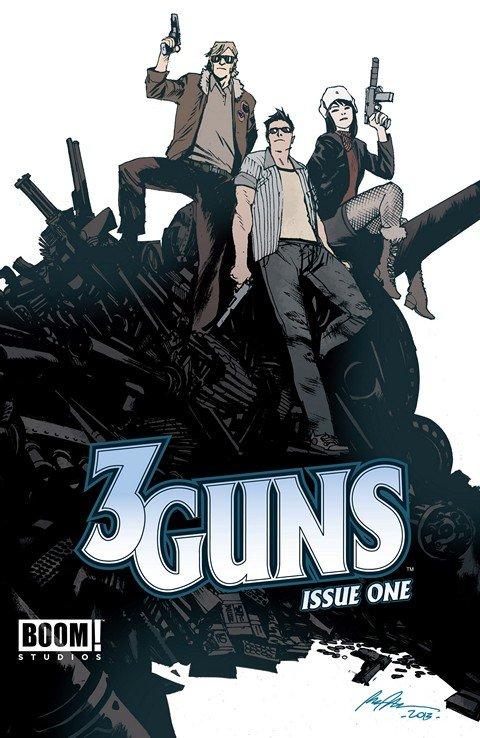 3 Guns #1 – 6