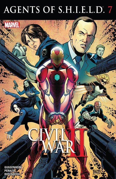 Agents of S.H.I.E.L.D. #7