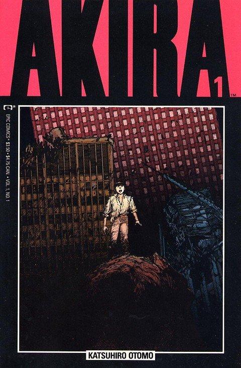 Akira #1 – 38 + TPB Vol. 1 – 6