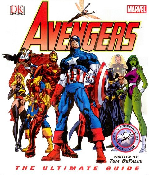 Avengers – The Ultimate Guide