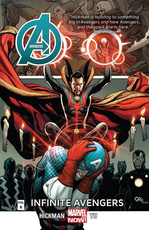 Avengers Vol. 6 – Infinite Avengers
