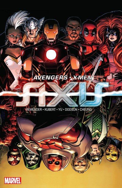 Avengers & X-Men – Axis