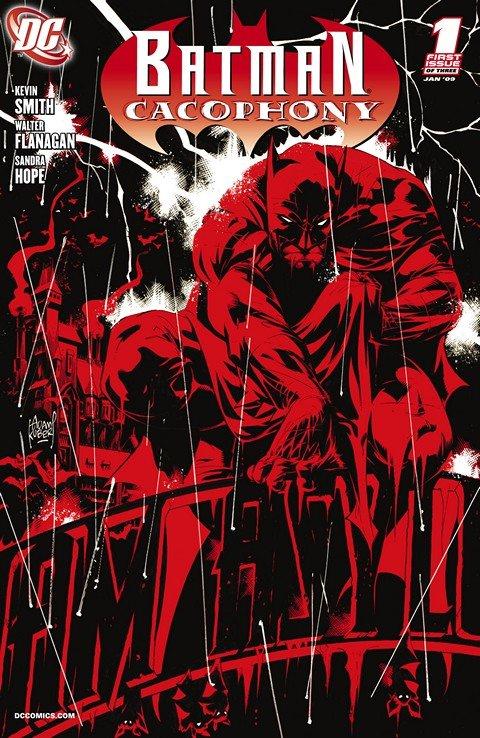Batman – Cacophony #1 – 3