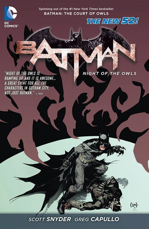 Batman – Night of the Owls