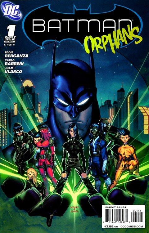 Batman – Orphans #1 – 2