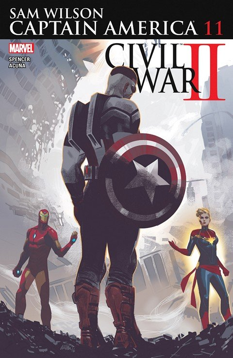 Captain America – Sam Wilson #11
