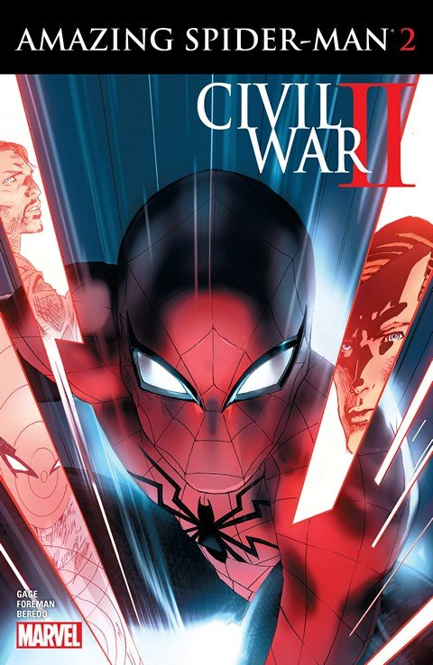 Civil War II – Amazing Spider-Man #2