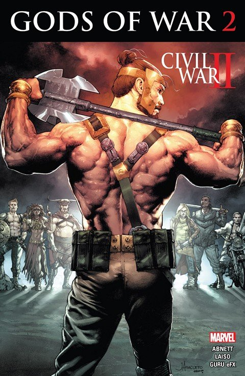Civil War II – Gods of War #2