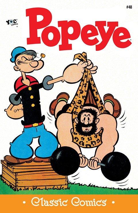 Classic Popeye #48