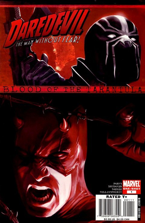 Daredevil by Ed Brubaker (Collection)