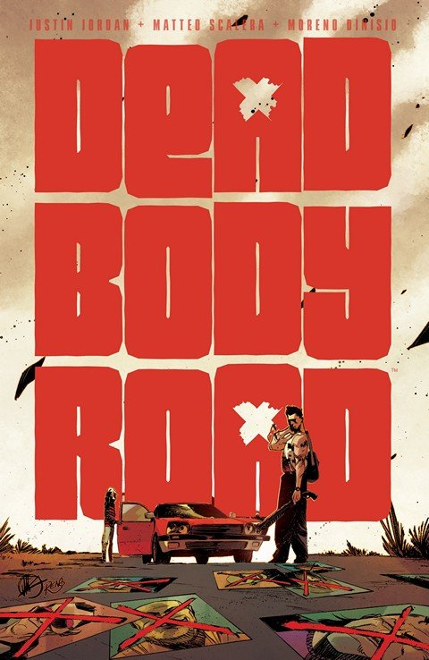Dead Body Road Vol. 1 (TPB)