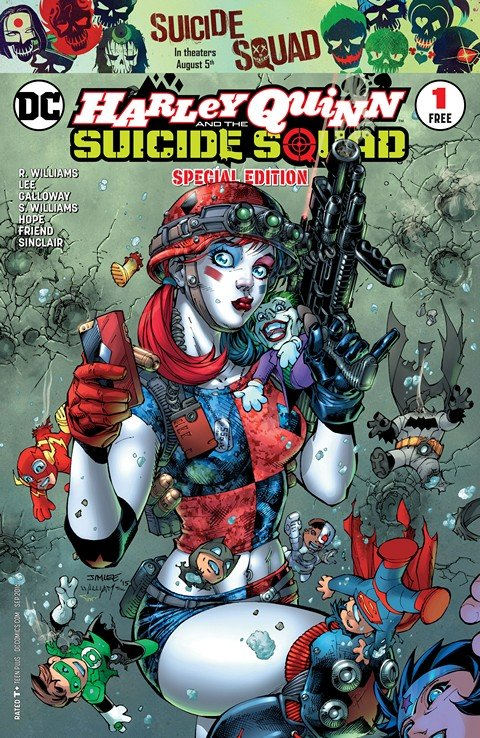 Harley Quinn & the Suicide Squad Special Edition #1
