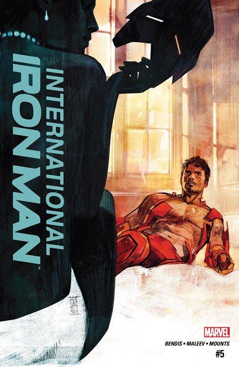 International Iron Man #5