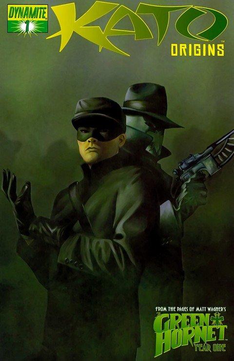 Kato Origins #1 – 11