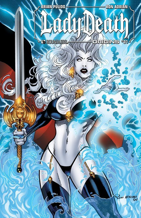 Lady Death Origins #1 – 21 (2015)