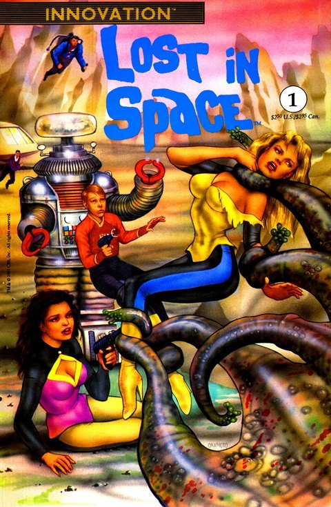 Lost in Space #1 – 18 + Annuals