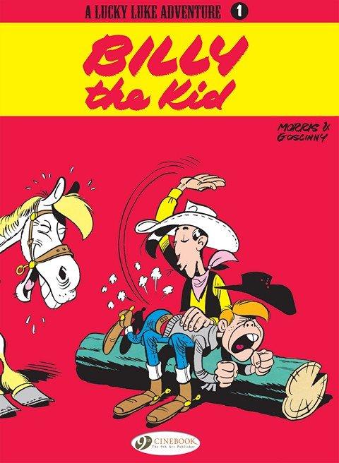 Lucky Luke #1 – 3 (2007)