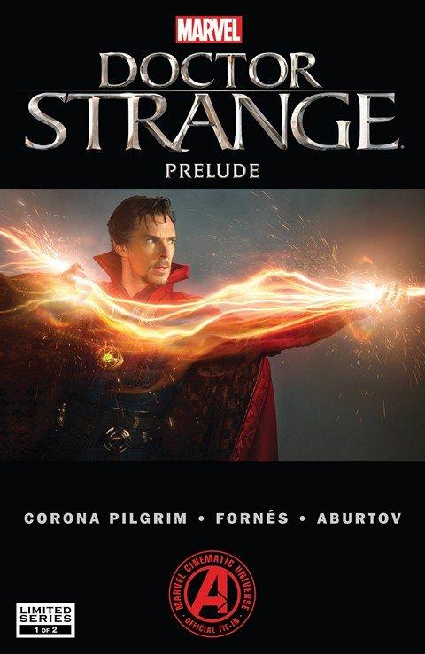 Marvel's Doctor Strange Prelude #1