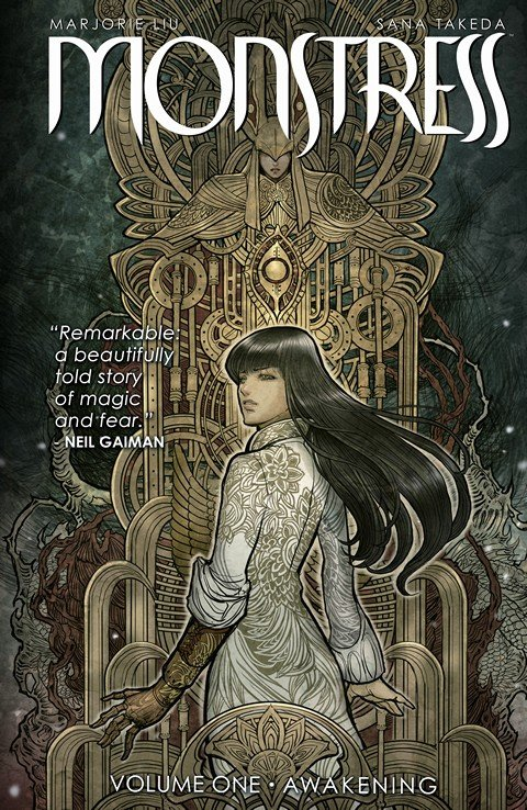 Monstress Vol. 1 – Awakening (TPB) (2016)