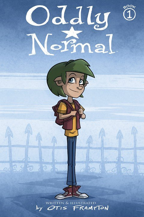 Oddly Normal Vol. 1 – 3