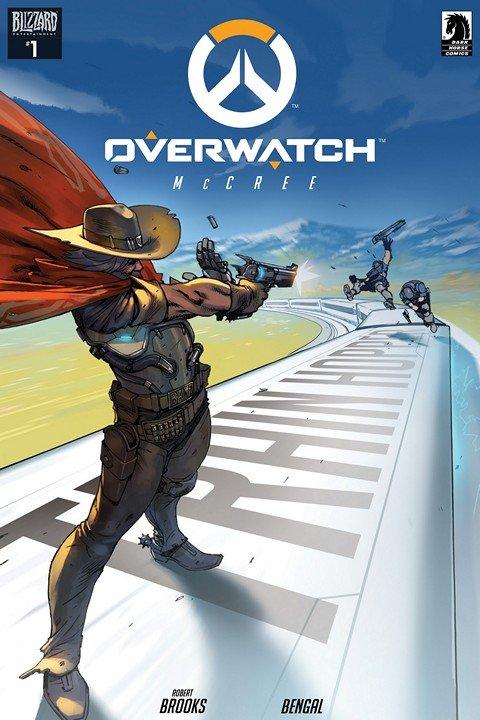 Overwatch #1 – 15 (2016-2017)