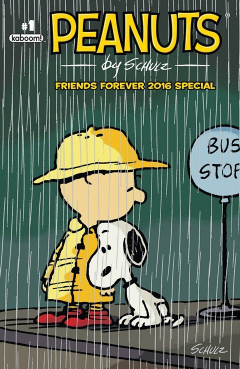 Peanuts Friends Forever Special (2016)