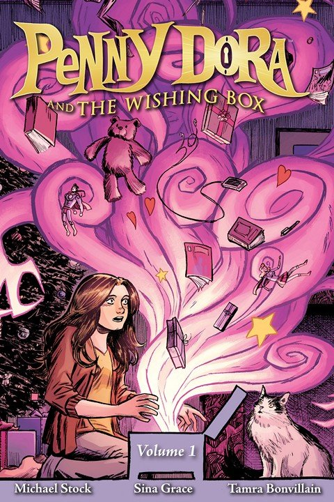Penny Dora and the Wishing Box Vol. 1